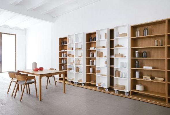 Bibliothèque Literatura classic Punt