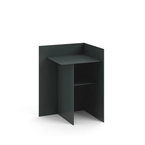 Table de chevet Cuatro verte - PUNT