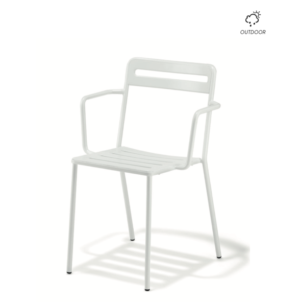 Lot de 4 chaises C1.2/4 COLOS