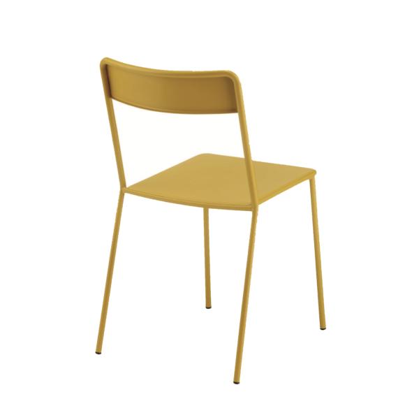 Lot de 4 chaises C1.1/1 COLOS