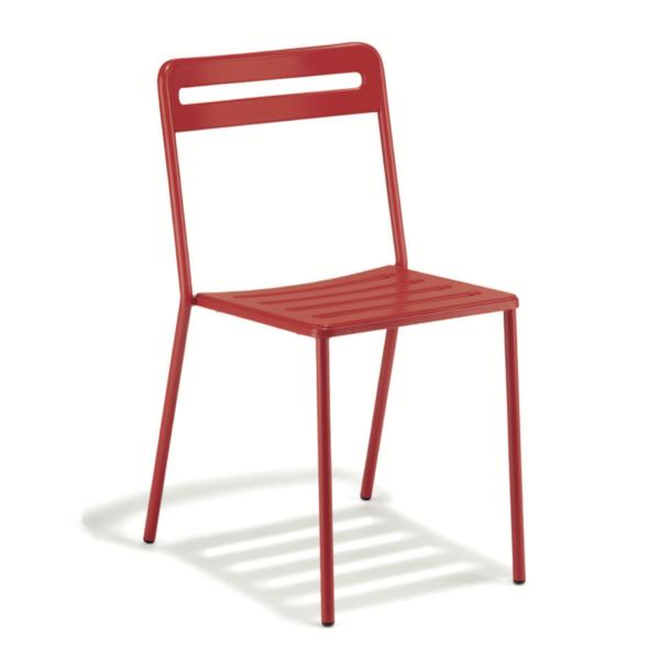 Lot de 4 chaises C1.1/4 COLOS