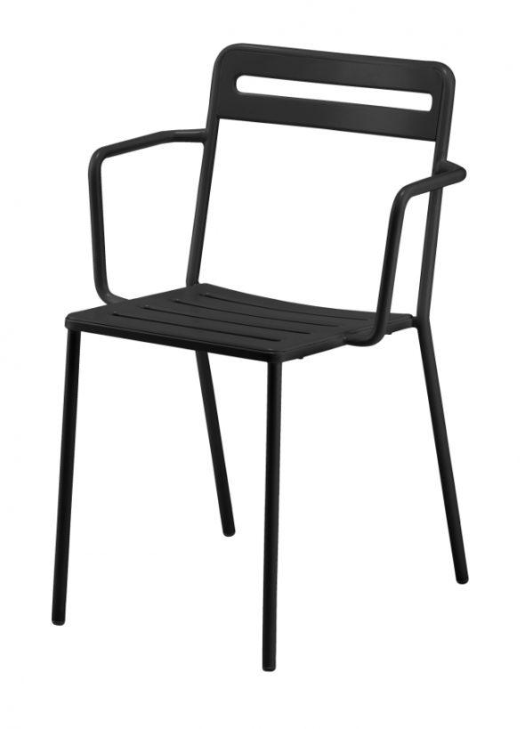 Chaise C1.2/1 noire - COLOS