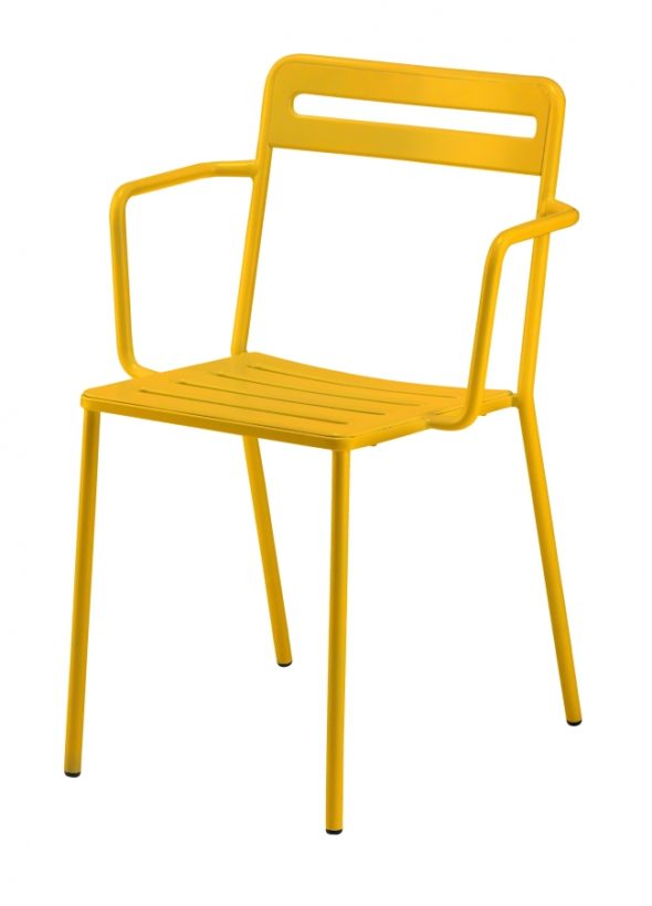 Chaise C1.2/1 moutarde - COLOS