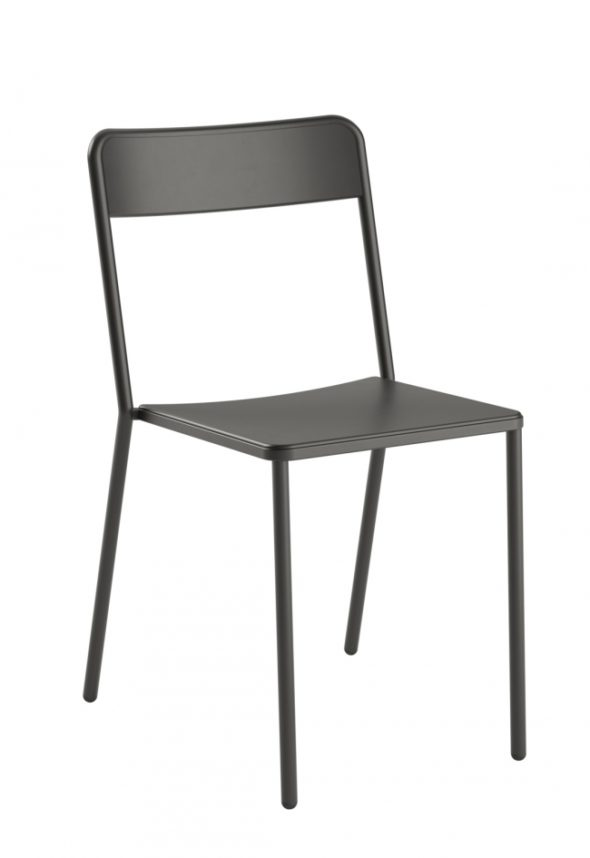 Chaise C1.1/1 grise - COLOS