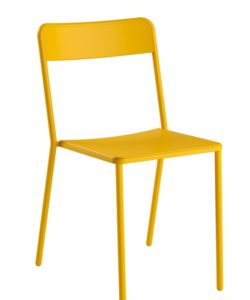 Chaise C1.1/1 moutarde - COLOS