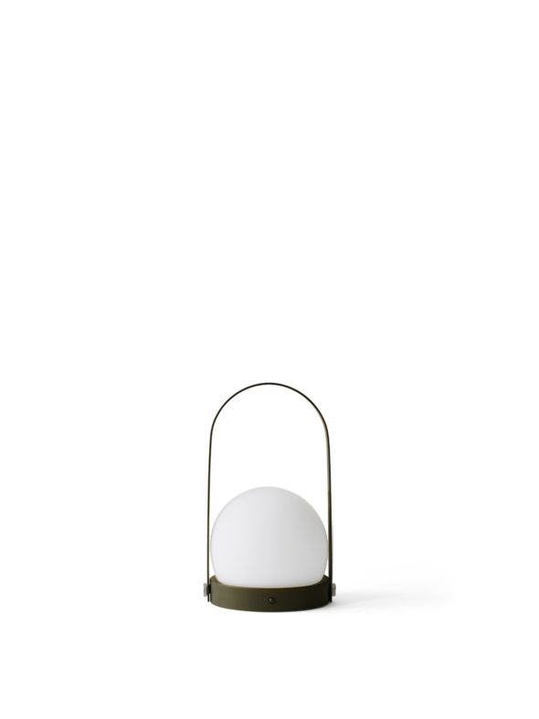 Lampe Carrie Nomade Olive - MENU
