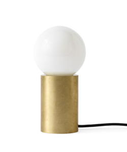 Lampe Laiton Socket - MENU