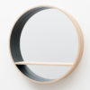 Miroir Console en bois - Drugeot Manufacture