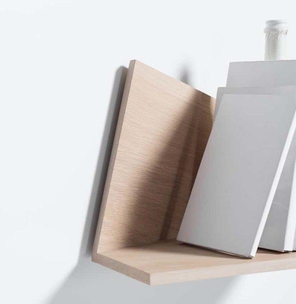 Étagères Pliage en bois - Drugeot Manufacture