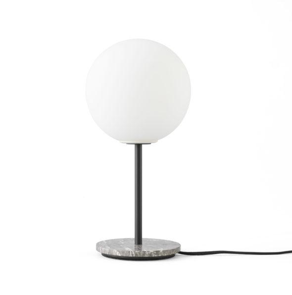 Lampe tr bulb à poser marbre matte