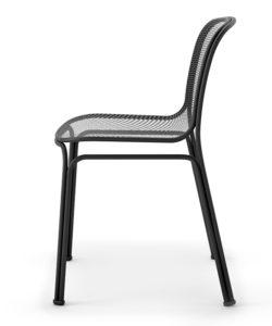 Chaise VILLA noire - Colos