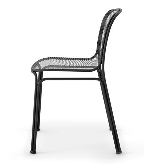 Chaise VILLA noire – Colos