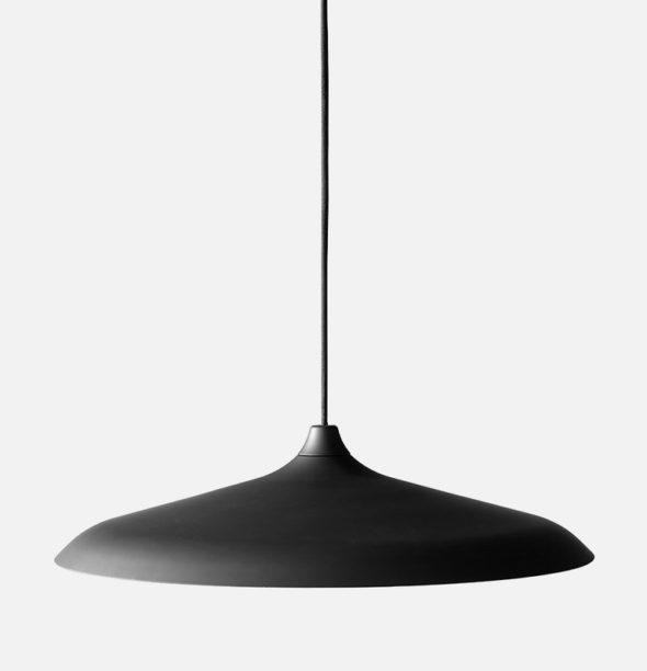 Lampe Circular Noir