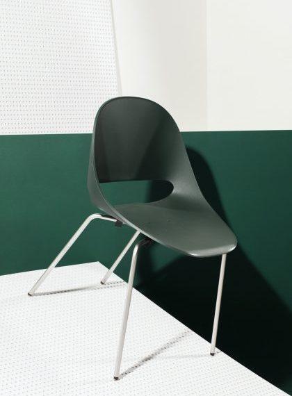 Chaise d'extérieure SLL18 Pétrole – Bulo furniture