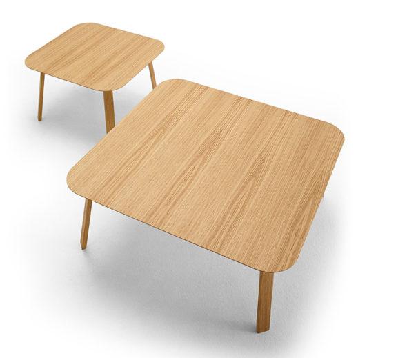 Tables en bois chêne Stockholm- PUNT