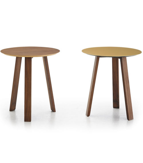 Table basse ronde Stockholm – PUNT