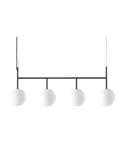 Cadre suspension Tr Bulb noire mate - MENU
