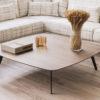 Table basse Solapa 120x120cm - STUA