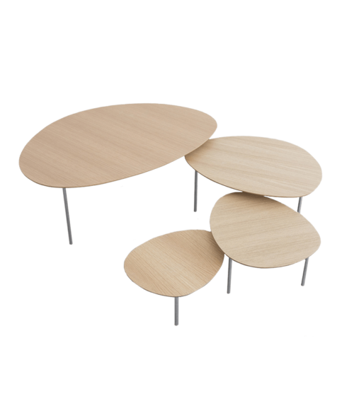 Table basse Eclipse chêne alpin – STUA