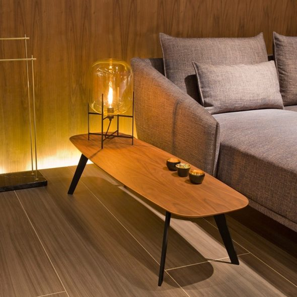 Table basse Solapa 40x120cm - STUA