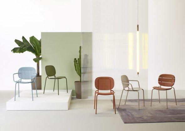 Collection de chaises SISI - SCAB