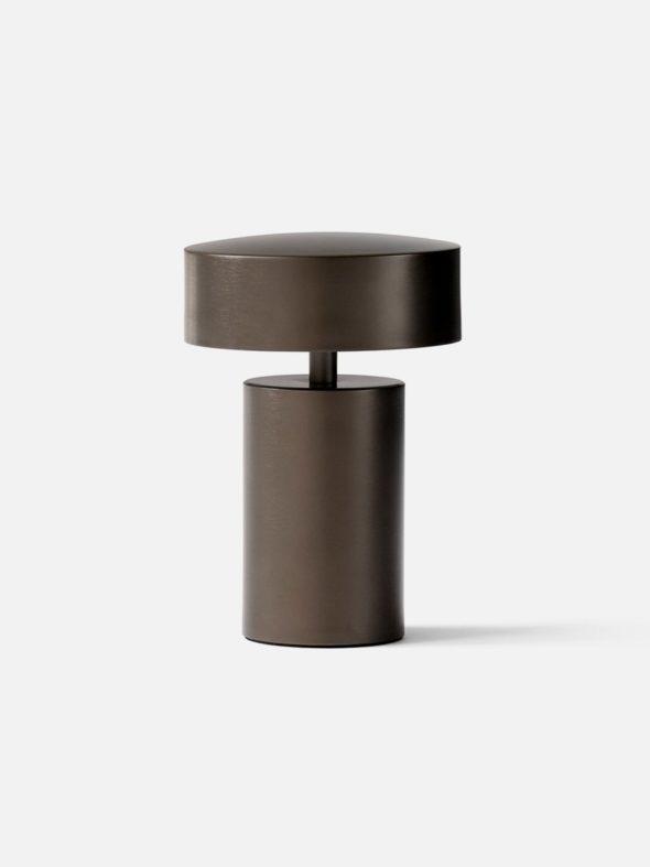Lampe de table nomade Column LED
