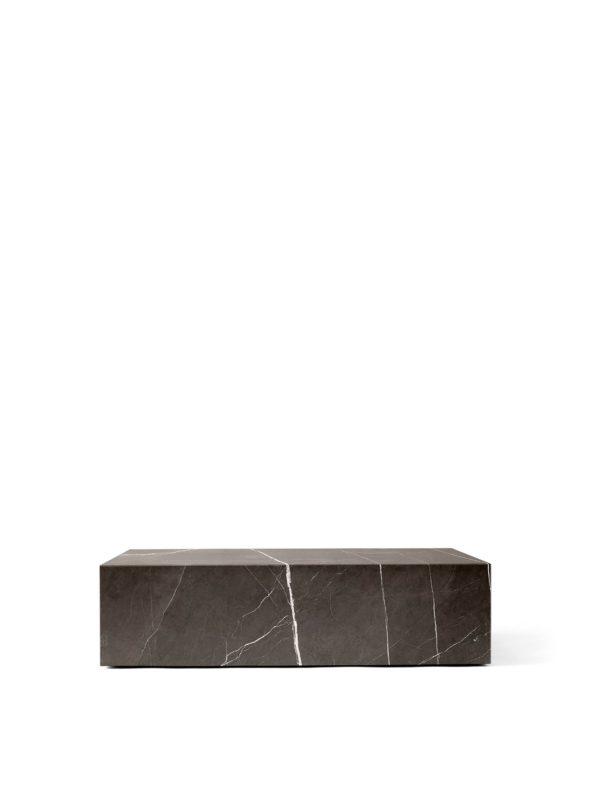 Table basse Plinth Low Kendzo brun - MENU