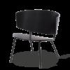 Fauteuil Herman Lounge frêne teinté - FERMLIVING