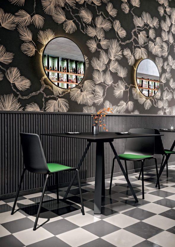Table carrée Cafés Hôtels Restaurants et collectivités 900 x 900 - COLOS