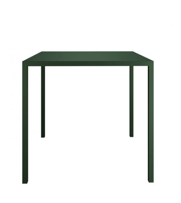 Table QU 1/2 Vert bouteille - COLOS