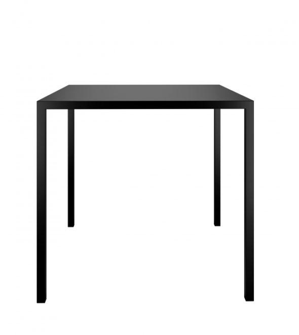 Table d'extérieur carrée COLOS