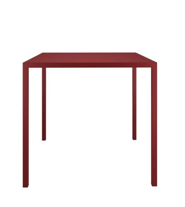 Table QU 1/2 Rouge - COLOS