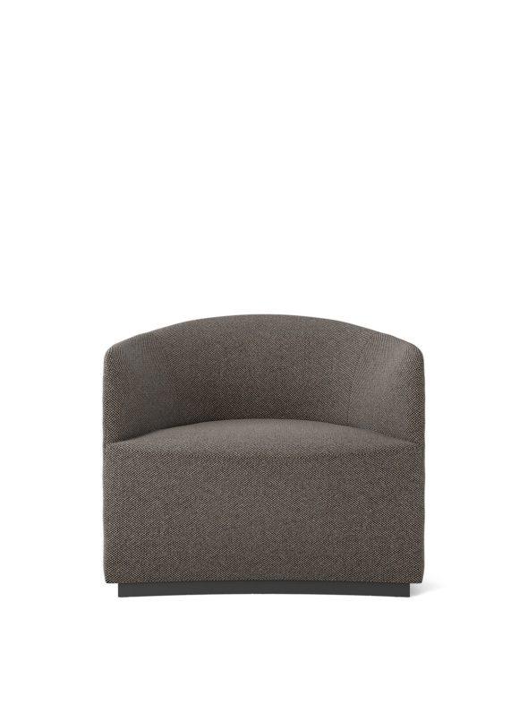 Fauteuil Lounge Tearoom gris - MENU