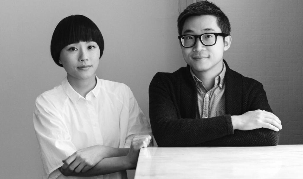 Designers Hung-Ming Chen et Chen-Yen Wei