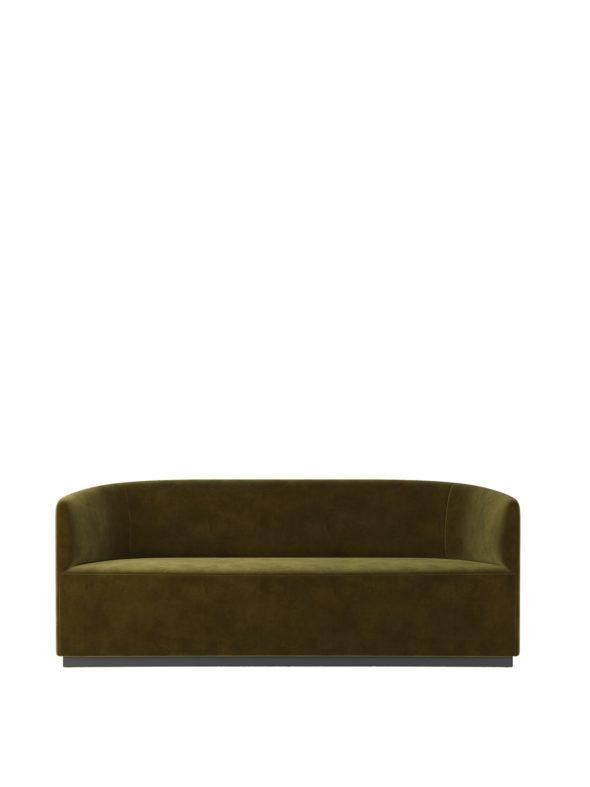 Sofa Tearoom Tissu City Velvet 031 - MENU