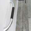 Barre d'appui droite Style Noir et Laiton - Ever Life Design
